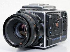 Hasselblad ハッセルブラッド 203FE+Planar 80mm F2.8T*+E12 カメラ