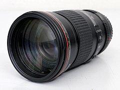 Canon キャノン EF 200mm F2.8L � USM 単焦点レンズ ケース付