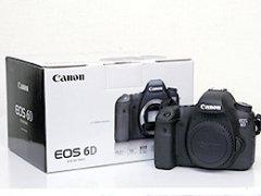 CANON キャノン EOS 6D カメラボディ 元箱付