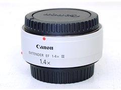CANON キャノン EXTENDER EF1.4×III エクステンダー