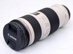 CANON キャノン EF70-200mm F4L IS USM 望遠ズームレンズ