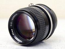 NIKON ニコン Ai NIKKOR 85mm F2 単焦点中望遠レンズ