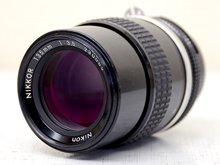 NIKON ニコン Ai NIKKOR 135mm F3.5 単焦点望遠レンズ