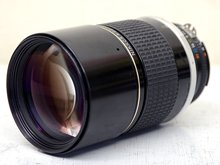 NIKON ニコン Ai-s NIKKOR ED 180mm F2.8 大口径望遠レンズ