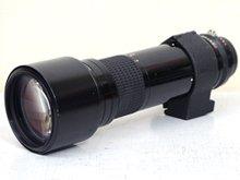 NIKON ニコン Ai-s NIKKOR ED 400mm F5.6 単焦点望遠レンズ
