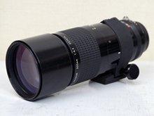 NIKON ニコン Ai-s NIKKOR 300mm F4.5 単焦点望遠レンズ