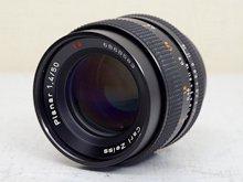 CONTAX コンタックス Carl Zeiss Planar 50mm F1.4 T* AEJ 単焦点標準レンズ
