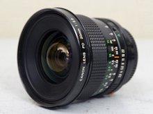 CANON キャノン NEW FD 20mm F2.8 超広角レンズ