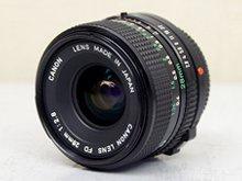 CANON キャノン NEW FD 28mm F2.8 単焦点広角レンズ
