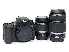 Canon EOS 8000D デジタルカメラ ダブルズームキット