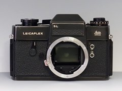 LeicaFlex SL ブラックボディ