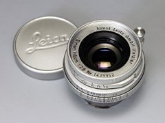 Elmar エルマー 50mm F2.8
