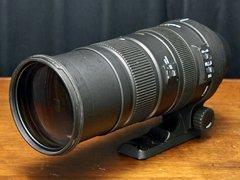 SIGMA DG 150-500mm F5-6.3 APO HSM ニコン用