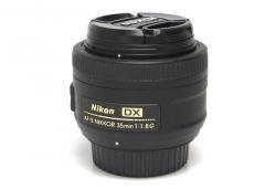 Nikon レンズ AF-S DX NIKKOR 35mm f/1.8G 単焦点レンズ