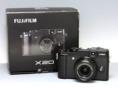FUJIFILM X20 デジタルカメラ