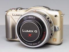 LUMIX/Panasonic GF5 デジタル一眼レフカメラ/LUMIX G X付