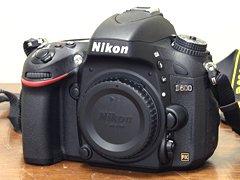 Nikon D600 デジタル一眼レフカメラ