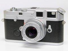 Leica M6J/エルマー50mm F2.8 レンズ