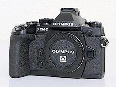 OLYMPUS(オリンパス)OM-D E-M1 ミラーレス一眼レフカメラ