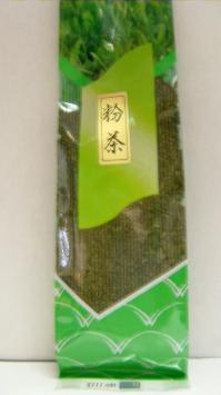 知覧-後岳産-並粉茶100g100円【鹿児島茶】