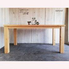 ひのき無垢材 国産ひのき ダイニングテーブル  DT-033