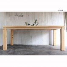 無垢材 国産ひのき 職人が作るダイニングテーブル DT-034