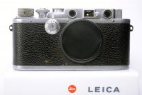 <img class='new_mark_img1' src='https://img.shop-pro.jp/img/new/icons15.gif' style='border:none;display:inline;margin:0px;padding:0px;width:auto;' />LEICA ライカ バルナック �3 (D3) シルバークローム 1934年製(中村光学OH済)