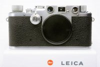 <img class='new_mark_img1' src='https://img.shop-pro.jp/img/new/icons15.gif' style='border:none;display:inline;margin:0px;padding:0px;width:auto;' />LEICA ライカ バルナック�f 3f BD ブラックダイヤル 1950年製