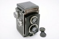 <img class='new_mark_img1' src='https://img.shop-pro.jp/img/new/icons15.gif' style='border:none;display:inline;margin:0px;padding:0px;width:auto;' />ROLLEICORD Ia ローライコード Triotar トリオター 75mm F4.5 Type2