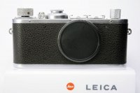 <img class='new_mark_img1' src='https://img.shop-pro.jp/img/new/icons15.gif' style='border:none;display:inline;margin:0px;padding:0px;width:auto;' />LEICA ライカ Standard スタンダード Wシュー改造 クローム