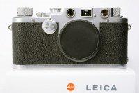 <img class='new_mark_img1' src='https://img.shop-pro.jp/img/new/icons15.gif' style='border:none;display:inline;margin:0px;padding:0px;width:auto;' />LEICA ライカ �c 3c シャークスキン 1949年 戦後(Leica ShopくらもちOH済)