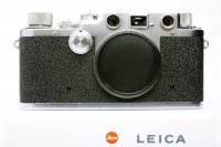 <img class='new_mark_img1' src='https://img.shop-pro.jp/img/new/icons15.gif' style='border:none;display:inline;margin:0px;padding:0px;width:auto;' />LEICA ライカ �c 3c シャークスキン 1950年 戦後(整備済)