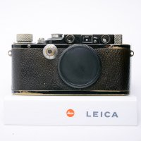 <img class='new_mark_img1' src='https://img.shop-pro.jp/img/new/icons15.gif' style='border:none;display:inline;margin:0px;padding:0px;width:auto;' />LEICA ライカ バルナック �3 (D3) ブラックペイント D2改