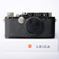 <img class='new_mark_img1' src='https://img.shop-pro.jp/img/new/icons15.gif' style='border:none;display:inline;margin:0px;padding:0px;width:auto;' />LEICA ライカ バルナック �3 (D3) ブラックペイント 1933年製(整備済み)
