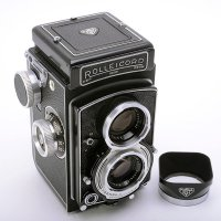 <img class='new_mark_img1' src='https://img.shop-pro.jp/img/new/icons15.gif' style='border:none;display:inline;margin:0px;padding:0px;width:auto;' />ROLLEICORD � ローライコード Xenar クセナー75mm F3.5 + 純正フード