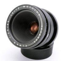 <img class='new_mark_img1' src='https://img.shop-pro.jp/img/new/icons15.gif' style='border:none;display:inline;margin:0px;padding:0px;width:auto;' />LEICA ライカ Elmar エルマー 65mm F3.5 黒 ビゾフレックス用 + OTZFO/16464