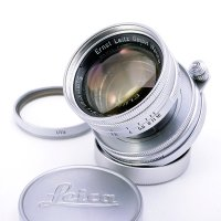 <img class='new_mark_img1' src='https://img.shop-pro.jp/img/new/icons15.gif' style='border:none;display:inline;margin:0px;padding:0px;width:auto;' />LEICA ライカ トリウム 放射能 Summicron ズミクロン 50mmF2 沈胴 L + UVaフィルター