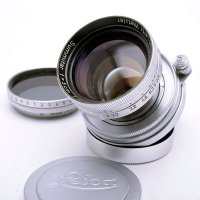 <img class='new_mark_img1' src='https://img.shop-pro.jp/img/new/icons15.gif' style='border:none;display:inline;margin:0px;padding:0px;width:auto;' />LEICA ライカ Summitar ズミタール 50mm F2 L コーティング 丸絞り