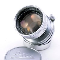 <img class='new_mark_img1' src='https://img.shop-pro.jp/img/new/icons15.gif' style='border:none;display:inline;margin:0px;padding:0px;width:auto;' />LEICA ライカ Summicron ズミクロン 50mmF2 沈胴 L 1955年製