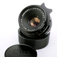 <img class='new_mark_img1' src='https://img.shop-pro.jp/img/new/icons15.gif' style='border:none;display:inline;margin:0px;padding:0px;width:auto;' />LEICA ライカ Summicron ズミクロン 35mmF2 第2世代 前期 ツノ付 ドイツ製