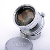 <img class='new_mark_img1' src='https://img.shop-pro.jp/img/new/icons15.gif' style='border:none;display:inline;margin:0px;padding:0px;width:auto;' />LEICA ライカ Summicron ズミクロン 50mmF2 沈胴 L 1953年製