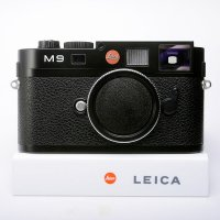 <img class='new_mark_img1' src='https://img.shop-pro.jp/img/new/icons15.gif' style='border:none;display:inline;margin:0px;padding:0px;width:auto;' />LEICA ライカ M9 デジタル 18.0 MP ブラックペイント CCD交換済 + 元箱 + 付属品一式