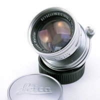 <img class='new_mark_img1' src='https://img.shop-pro.jp/img/new/icons42.gif' style='border:none;display:inline;margin:0px;padding:0px;width:auto;' />LEICA ライカ Summicron ズミクロン 50mmF2 沈胴 L 1954年製