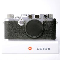<img class='new_mark_img1' src='https://img.shop-pro.jp/img/new/icons15.gif' style='border:none;display:inline;margin:0px;padding:0px;width:auto;' />LEICA ライカ バルナック�f 3f BD ブラックダイヤル 1952年製(中村光学OH済)