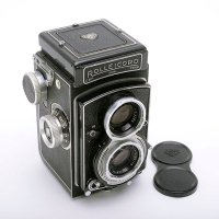 <img class='new_mark_img1' src='https://img.shop-pro.jp/img/new/icons15.gif' style='border:none;display:inline;margin:0px;padding:0px;width:auto;' />ROLLEICORD � ローライコード Xenar クセナー75mm F3.5 + 純正キャップ