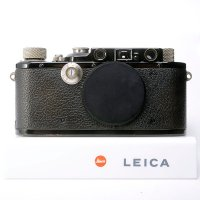 <img class='new_mark_img1' src='https://img.shop-pro.jp/img/new/icons15.gif' style='border:none;display:inline;margin:0px;padding:0px;width:auto;' />LEICA ライカ バルナック �3 (D3) ブラックペイント 1935年製