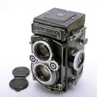 <img class='new_mark_img1' src='https://img.shop-pro.jp/img/new/icons15.gif' style='border:none;display:inline;margin:0px;padding:0px;width:auto;' />ROLLEIFLEX ローライフレックス 3.5F Planar プラナー 75mmF3.5