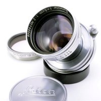 <img class='new_mark_img1' src='https://img.shop-pro.jp/img/new/icons15.gif' style='border:none;display:inline;margin:0px;padding:0px;width:auto;' />LEICA ライカ Summitar コーテッドズミタール 50mm F2 L 戦後 丸絞り