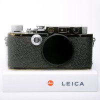 <img class='new_mark_img1' src='https://img.shop-pro.jp/img/new/icons15.gif' style='border:none;display:inline;margin:0px;padding:0px;width:auto;' />LEICA ライカ バルナック �3 (D3) ブラックペイント 1937年製(整備済み)