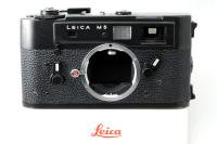 <img class='new_mark_img1' src='https://img.shop-pro.jp/img/new/icons15.gif' style='border:none;display:inline;margin:0px;padding:0px;width:auto;' />Leica ライカ M5 2点吊 前期129万番 ブラック